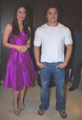 Kareena and Sohail Latest Pic