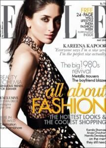 Kareena Kapoor Elle Magazine Pic
