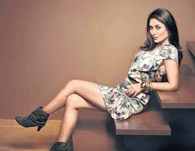 Kareena Kapoor Sexy Pose Photo Shoot