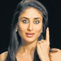 Kareena Kapoor Vote Still
