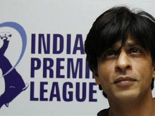 KKR Woner Shahrukh Khan at IPL