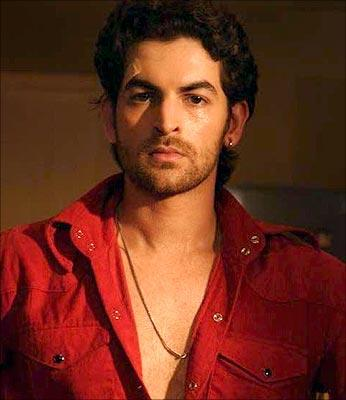 Neil Nitin Mukesh Nice Look In Red Shirt