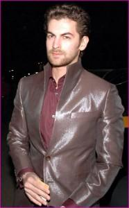 Neil Nitin Mukesh Stylist Pic In Blazer
