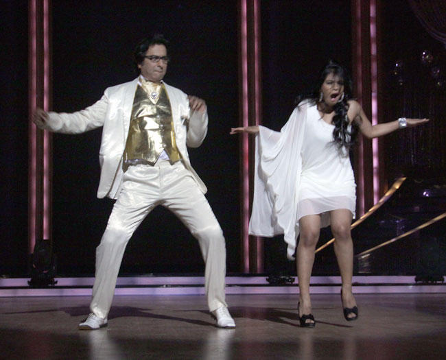 Contestants Performs at Launch of Jhalak Dikhhla Jaa Season 5