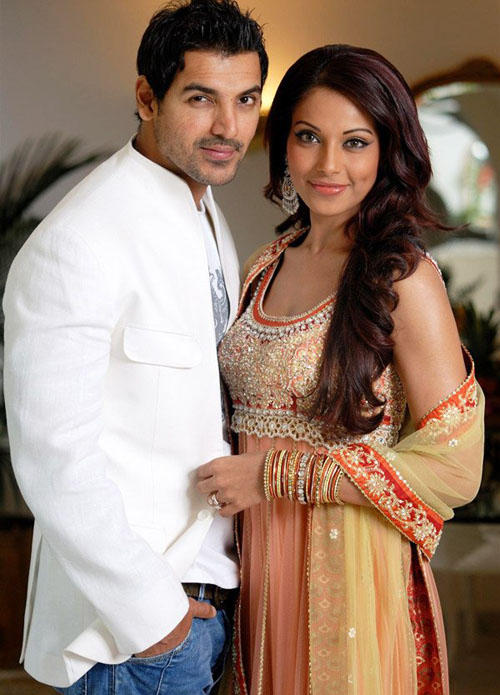 Bipasha Basu and John Nice Pose Photo Shoot