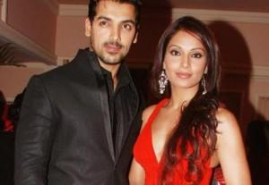 Bipasha Basu and John at A Party