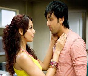 Bipasha Basu and Ranbir Romance Pic