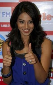Bipasha Basu at Big FM