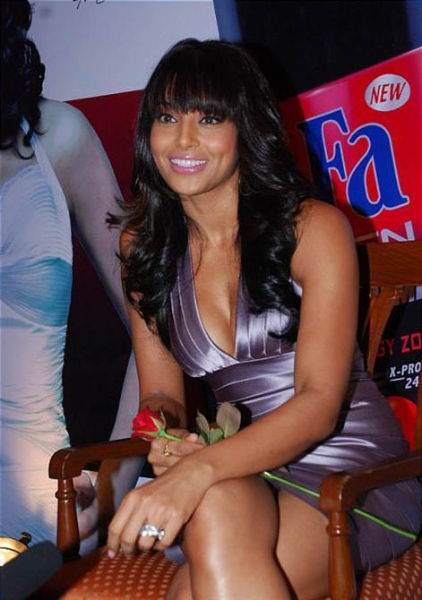 Bipasha Basu at The Launch Of Fa Mens Perfume