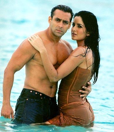 Salman and Katrina Hot Sexy Pic
