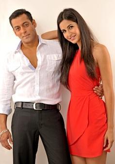 Salman and Katrina Nice Pose For Photo Shoot