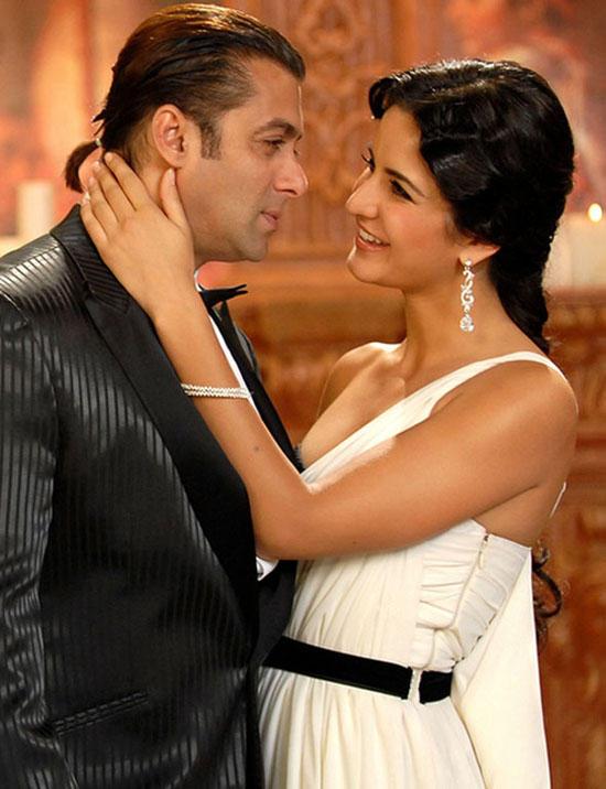 Salman Khan and Katrina Romance Still