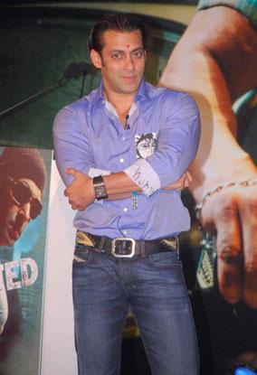 Salman Khan Stylist Look Still