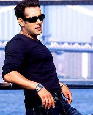Salman Khan Stylist Stunning Photo