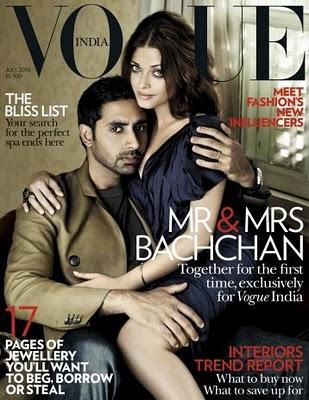 Abhi and Aish In Vogue India Nainlove