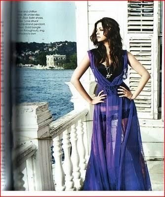 Aishwarya Rai Hot Photo Shoot For Vogue