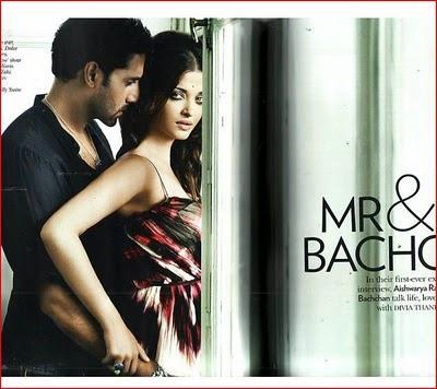 Aishwarya Rai Hot Vogue Photoshoot