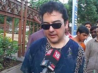 Adnan Sami Press Meet Photo