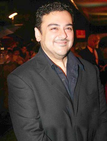 Adnan Sami Sweet Smile Pic