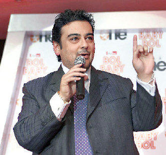 Singer Adnan Sami Photo