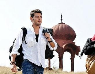 Mahesh Babu Looking Very Handsome In Khaleja