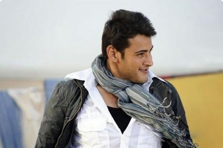 Mahesh Babu Smiling Pic In Khaleja Movie