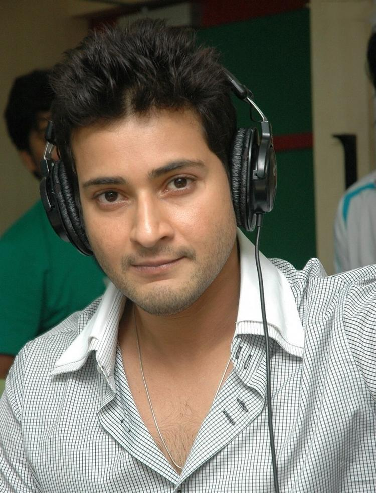 Mahesh Khaleja Audio Release Function Photos