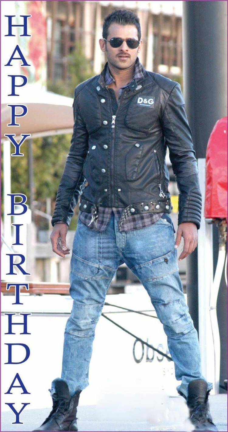 Prabhas Hot Stylist Pic