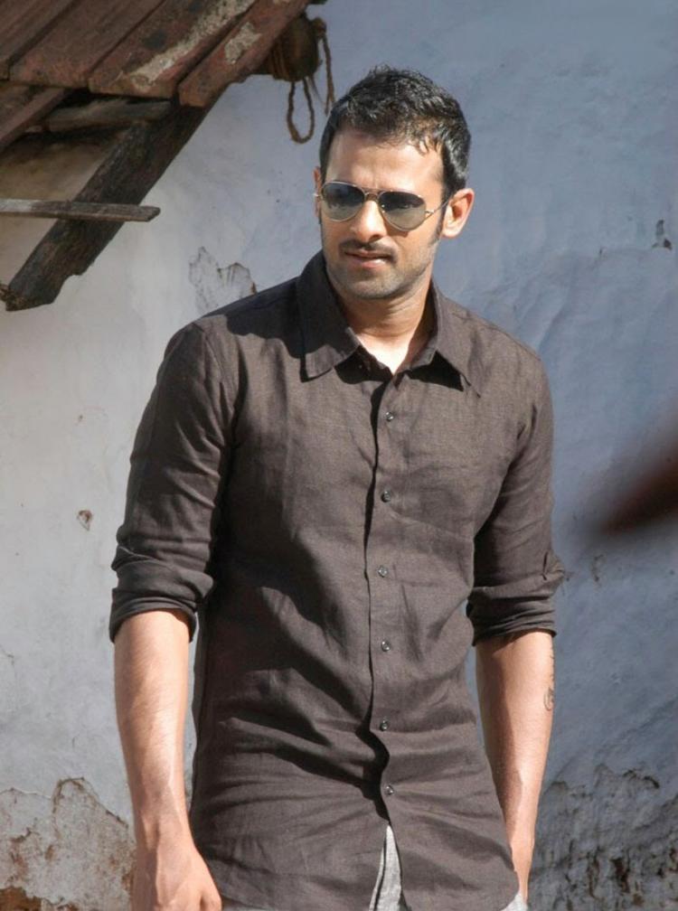 Prabhas Stunning Pic In Mr Perfect