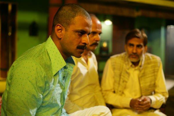 Manoj Bajpai Angry Still In Gangs of Wasseypur
