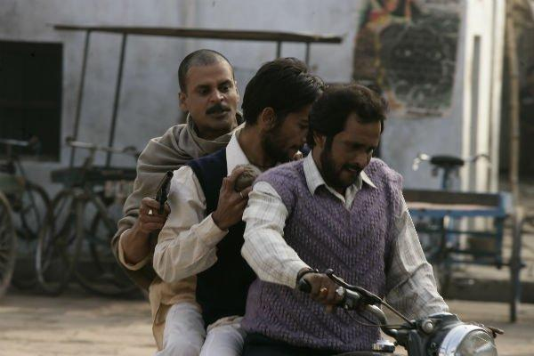 Manoj Bajpai Bike Still In Gangs of Wasseypur