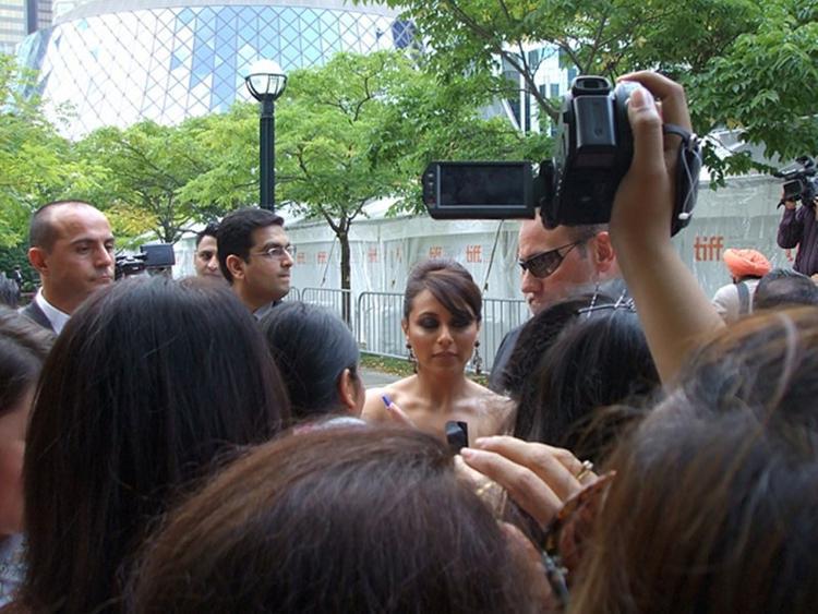 Rani at Toronto International Film Festival