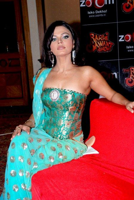 Rakhi Sawant Sexy Pose Photo Shoot