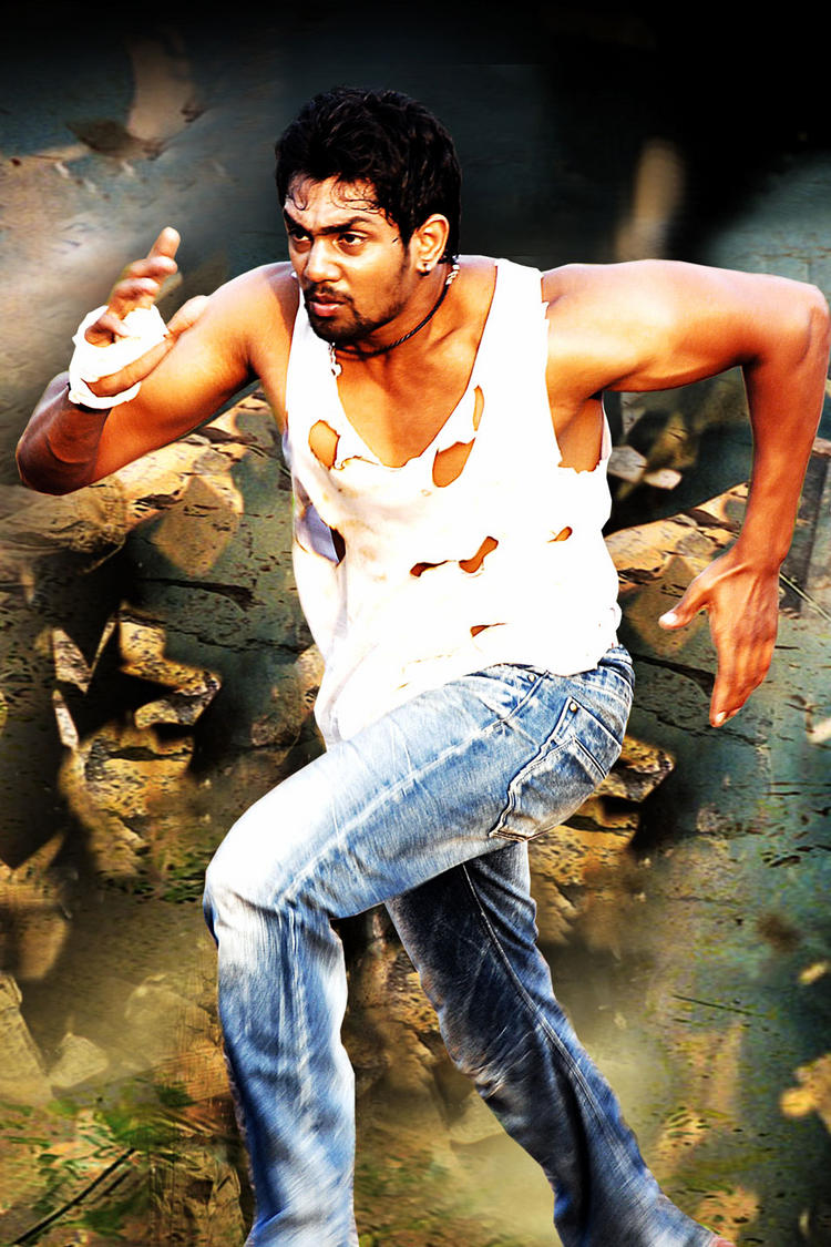 Dhruv Sarja On Angry Mode Running Still In Addhuri