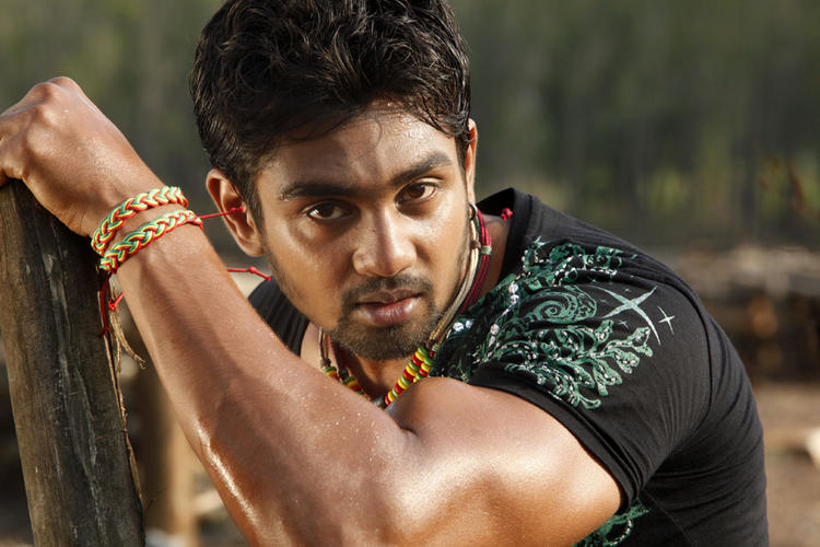Dhruv A Stylist Still From Addhuri Kannada Movie
