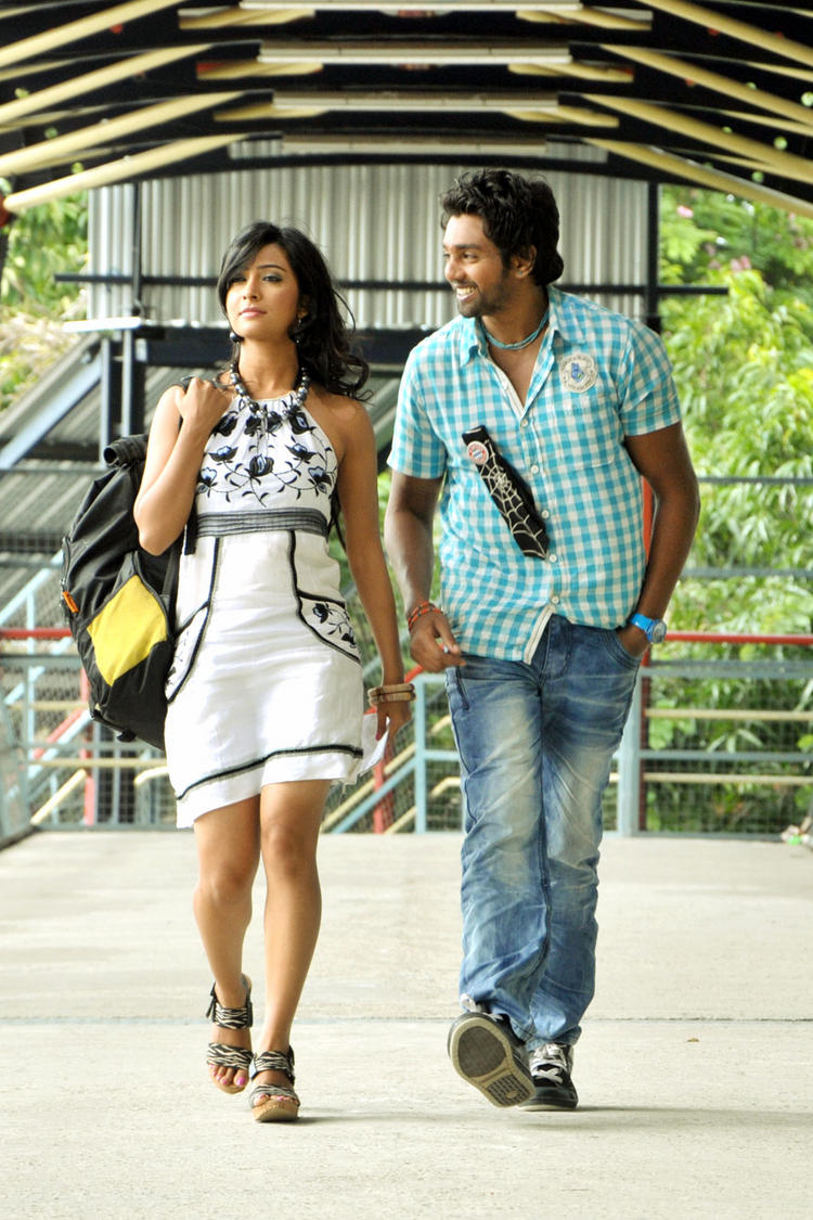 Radhika and Dhruv Addhuri Movie Sweet Still