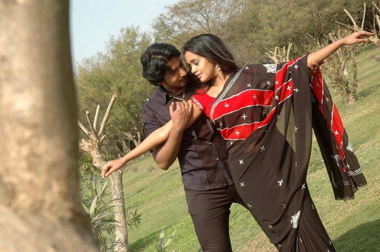 Gokula Krishna Movie Ananya and Prajwal Devaraj Sexy Still