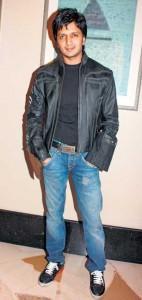 Riteish Deshmukh In Black Jacket Stylist Photo