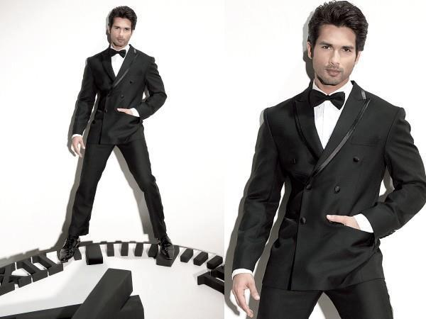 Shahid Kapoor Hot Stylist Pic For Filmfare