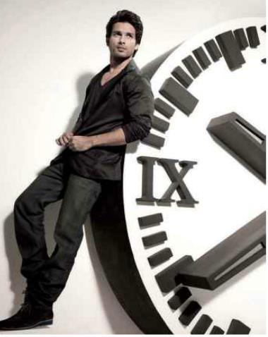 Shahid Kapoor Stylist Look For Filmfare