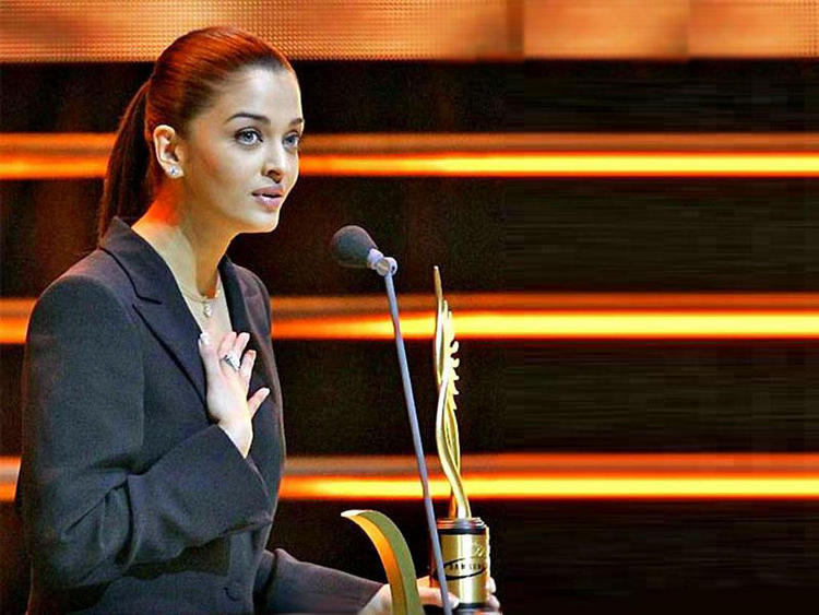 Aishwarya Rai at Idea IIFA Awards