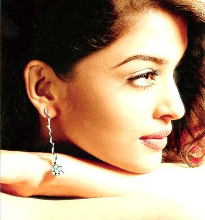 Aishwarya Rai On Senseous Mode Pic