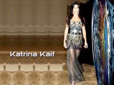 Katrina Kaif Latest Gorgeous Wallpaper In Sexy Dress