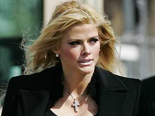 Anna Nicole Smith Sizzling Pic
