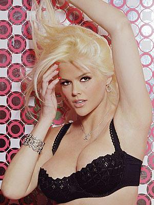 Anna Nicole Smith Spicy Pic In Bra