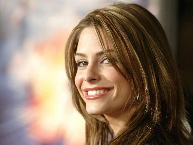 Maria Menounos Beautiful Smiling Face Still