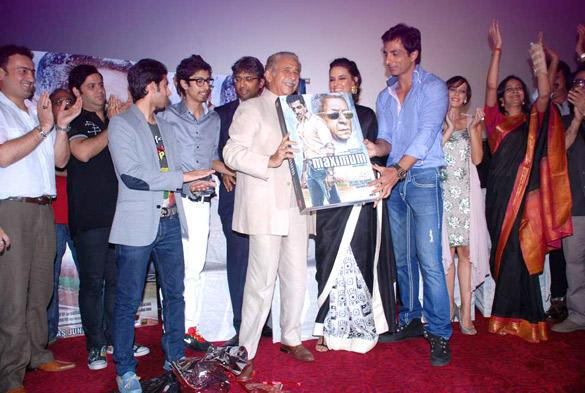 Casts Launches Maximum Film Music