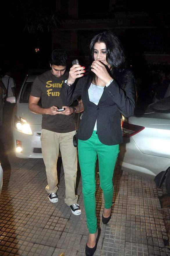 Celebs Attend The Special Screening of Teri Meri Kahaani