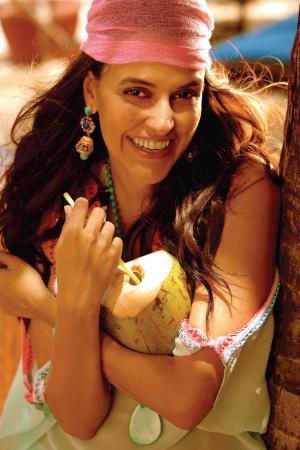 Indian Hot Actress Neha Dhupia Photoshoot For Filmfare Magazine