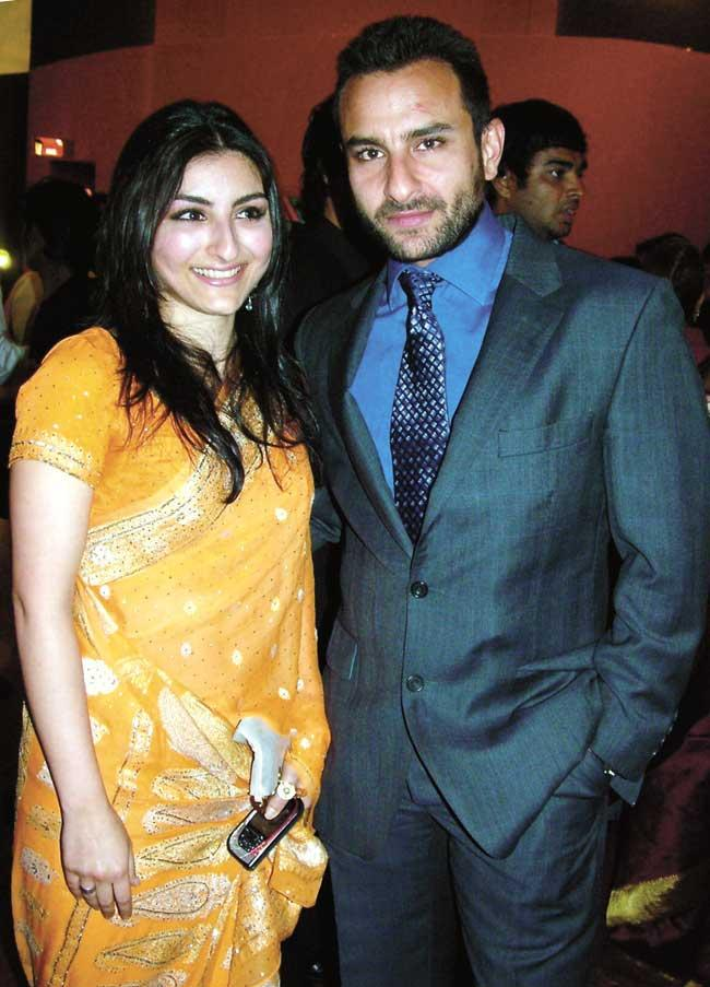 Soha Hasn't Been Able To Make Successful Bollywood Career as Older Brother Saif